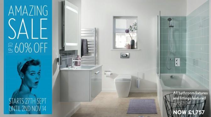 Crosswater Bathroom Sale