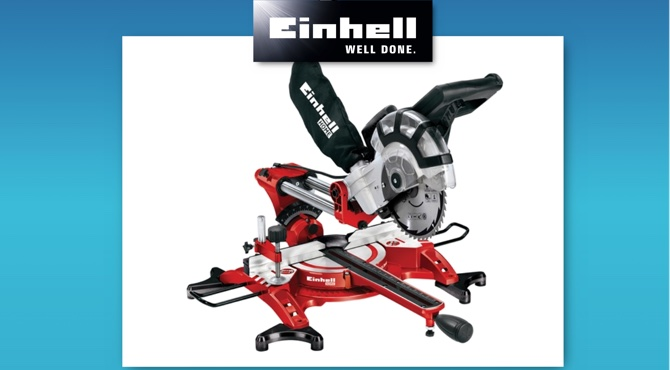 Winter Offers - Einhell Mitre Saw - only £130+VAT