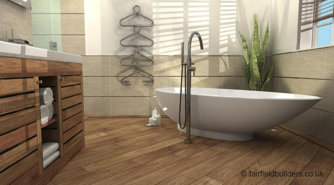 bathrooms fairfield builders supplies